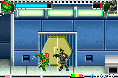 Teenage Mutant Ninja Turtles 2 - Battle Nexus - Level 2 -  - User Screenshot